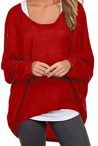 Thanth Womens Casual Shoulder Pullover product image