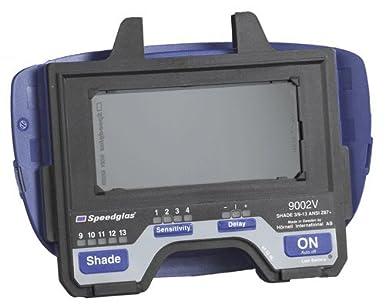 3 M Speedglas Careta Filtro 9002 V, seguridad de soldar 04 - 0000 - 31: Amazon.es: Amazon.es