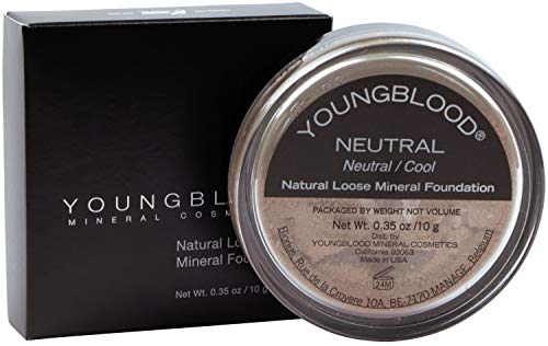 - Youngblood Natural Mineral Loose Foundation, Neutral