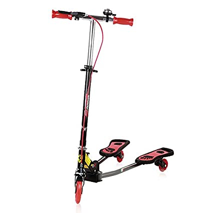 Amazon.com: Ferrari Scooter de rana, rojo: Sports & Outdoors