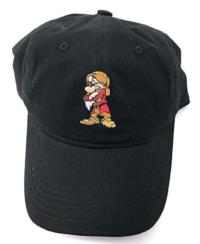 Disney Adult Grumpy Black Dwarf Baseball Cap Hat for $<!--$14.69-->