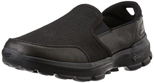 Skechers Mens Go 3-streamline Walking Shoe Nero