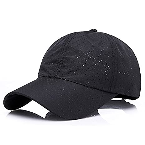 Amazon.com : ALWLj Summer Cap Snapback Baseball Cap Men Breathable Mesh Hat Gorras Para Hombre Baseball Caps : Sports & Outdoors