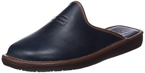 Nordikas Herren 8976 Pantoffeln Blau