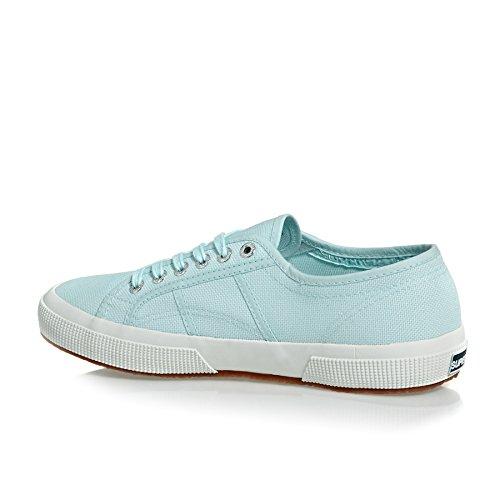 – Classic Blu Cotu Sneaker Superga Adulto Unisex 2750 Sw2m Azure pwZgqExX