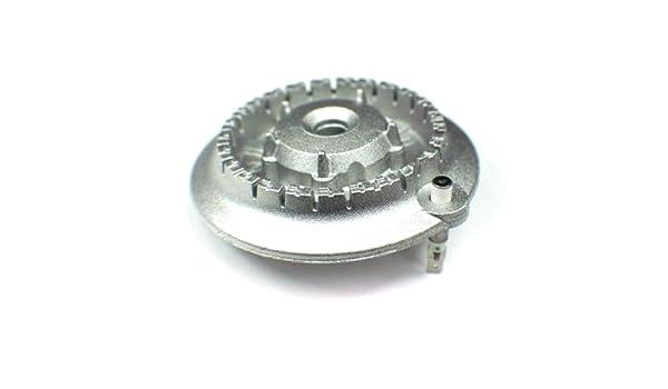 for Whirlpool Cooktop 74007735 1009483 AH2085279 EA2085279 Lrg ForeverPRO 74007735 Burner Assembly