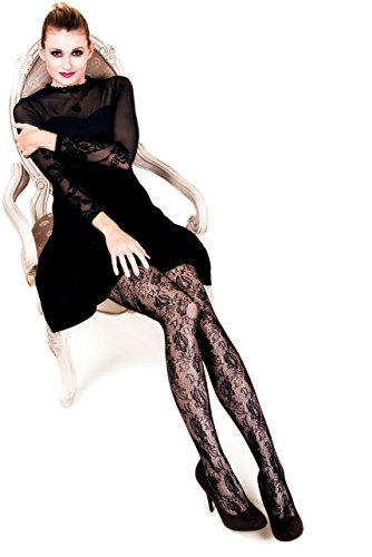 Floral Flower Tights - 5