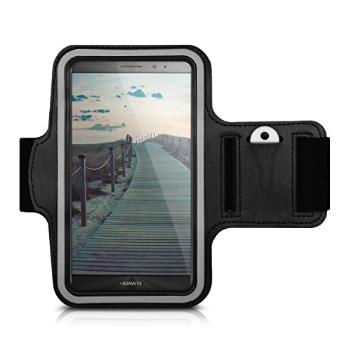 Sports Armband for Huawei Mate 8 (Black) - 7