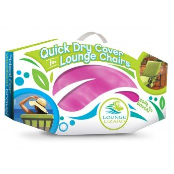 Quick Dry Lounge Chair Cover- - Sunglasses Lizards