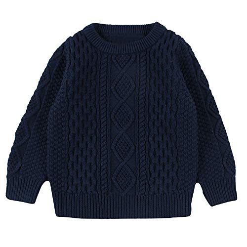 Baby Sweater Clearance Iuhan Baby Boys Girls Sweater Kids Knitted Sweater Solid Sewing Cardigan Tops (Golf Knitted Cardigan)