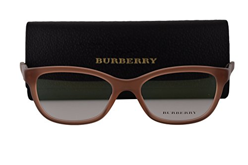 Burberry BE2232 Eyeglasses 53-17-140 Matte Gradient Brown 3606 BE - Burberry Ophthalmic Frames