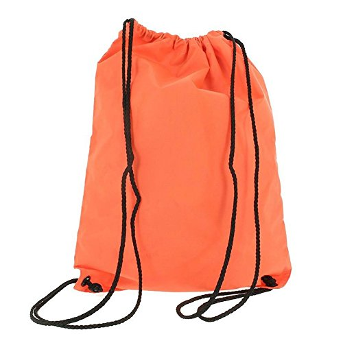 Womens Benched Backpack neon coral