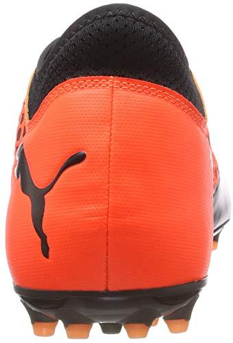 Mg 2 shocking Nero Orange Future Puma 02 4 puma Uomo Black Scarpe Calcio Da aWtBPBfng