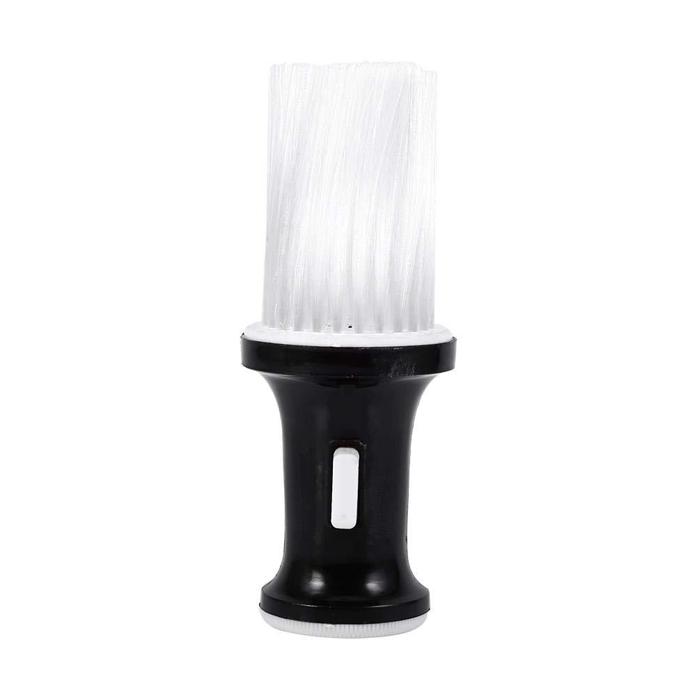 Neck Brush, Professional Multiple Use Hairdressing Brush Clean Neck Duster Hair Brush Barber Tools(14.4cm * 4.4cm) GLOGLOW