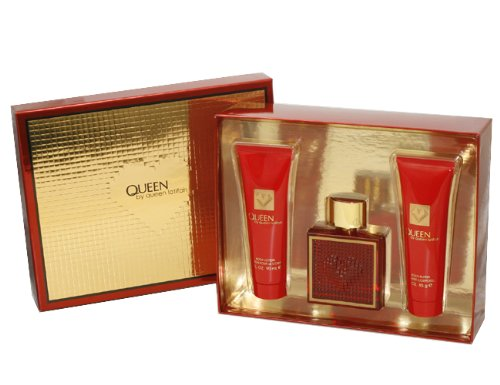 Queen Latifah Queen By Queen Latifah For Women Gift Set