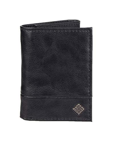 Columbia Men's RFID Blocking Trifold Wallet