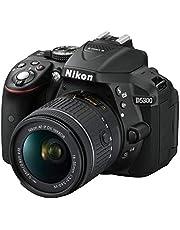 نيكون كاميرا اس ال ار,24.2 ميجابيكسل,تكبير بصري اخرى وشاشة 3 انش -D5300