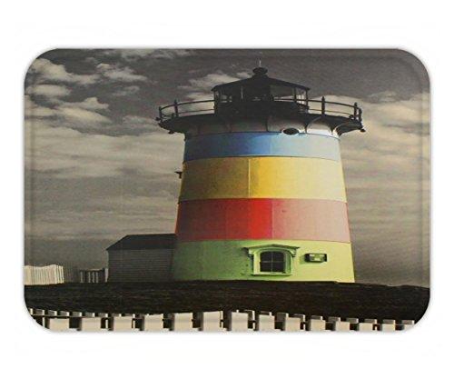 Beshowere Doormat Souvenir Metal Tin Sign Plate Plaque (Lighthouse ).jpg