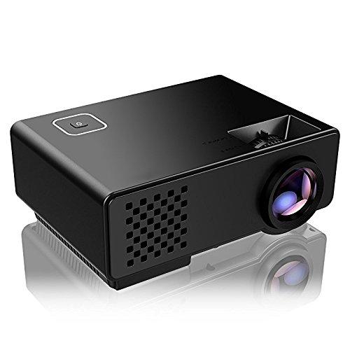 GUORZOM Proyector RD-810 LED Proyector Portátil Proyector De Cine ...