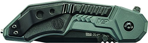 Smith-Wesson-Military-Police-SWMP3B-MAGIC-Assisted-Opening-Liner-Lock-Folding-Knife-Tanto-Blade