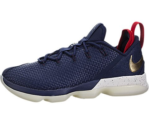 de4aab0a512839 Galleon - NIKE Lebron XIV Low Men Basketball Shoes - 10