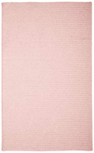 (Westminster Sample Swatch Area Rug, 14 by 17-Inch, Blush Pink)