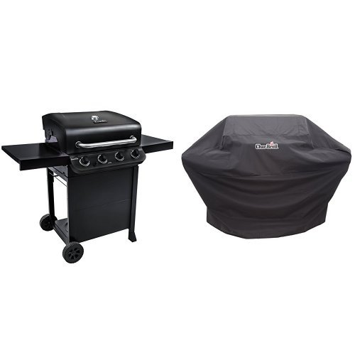 char-broil-performance-475-4-burner-cart-gas-grill-black-with-performance-grill-cover
