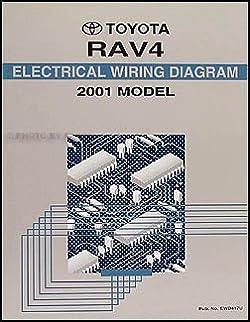 2001 toyota highlander wiring diagram manual original amazon com books Wiring Diagram for 2001 Dodge Ram 2500 2001 toyota highlander wiring diagram manual original paperback \u2013 2001