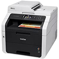 Brother MFC9330CDW MFC-9330CDW Wireless Digital Color All-in-One, Copy/Fax/Print/Scan