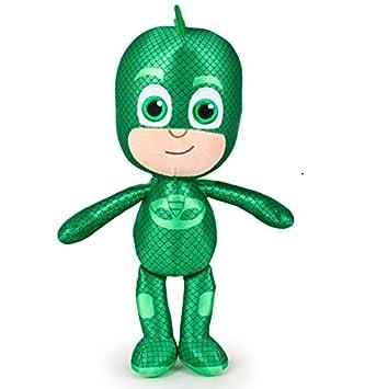 PTS - PJ MASK Gekko Gecko Felpa Gigante XXL 60cm Carácter PJ Masks: Héroes en