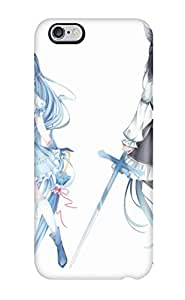 4637912K224328361 animal ears blue lolita fashionoriginal Anime Pop Culture Hard Plastic iPhone 6 Plus cases