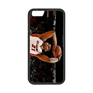 Generic Cell Phone Cases For Apple Iphone 6 plus Cell Phone Design With 2015 NBA Oklahoma City Thunder(OKC) #35 Kevin Durant Whiteside niy-hc836123