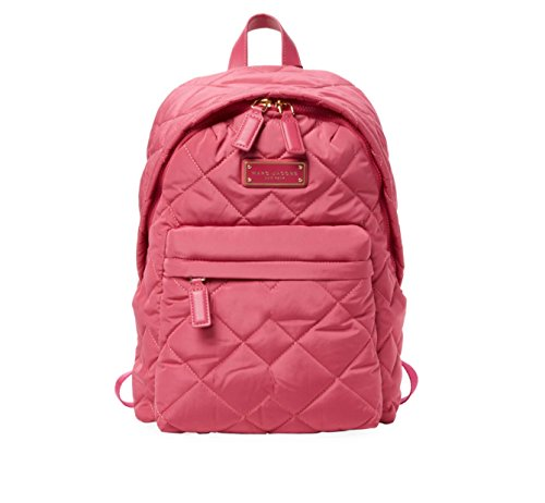 (Marc Jacobs Large Quilted Nylon Backpack,)