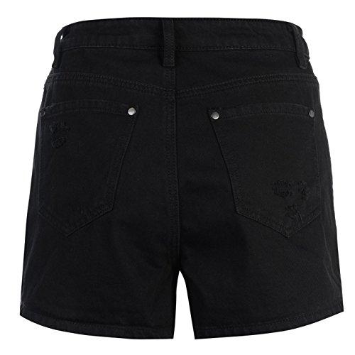Hw Pantaloncini Firetrap Donna Nero Hw Nero Firetrap Hw Donna Pantaloncini Donna Nero Pantaloncini Firetrap rr0Z1