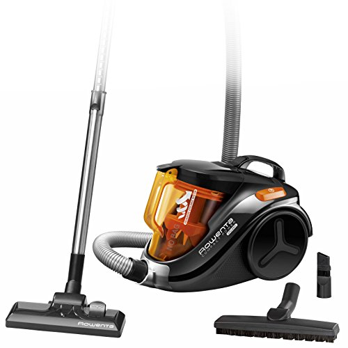 Amazon.com: Bigbuy Aspirador sin bolsa Rowenta Compact Power ...