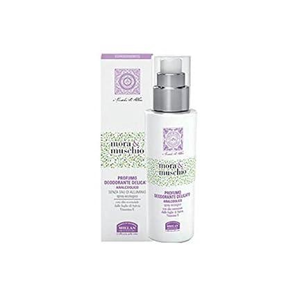 Helan - Perfume desodorante delicado «Mora e muschio» (mora ...