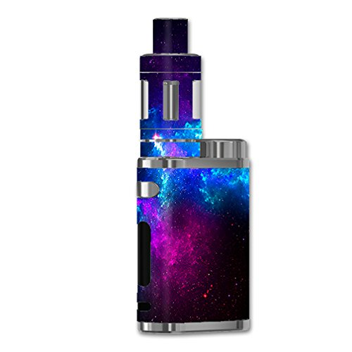 Skin Decal Vinyl Wrap For ELeaf IStick Pico 75w TC Vape Mod / Galaxy Space Gasses