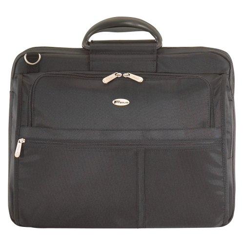 Targus Group International - Targus Xl Notebook Case - Top-Loading - Handle, Detachable Shoulder Strap - 1 Pocket - Nylon - Black