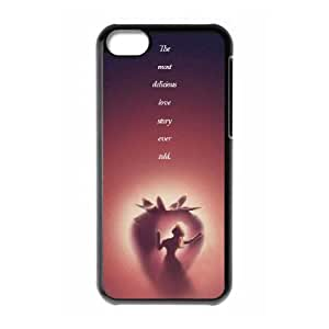 Disneys Beauty And The Beast iPhone 5c Cell Phone Case Black Gift PX6REN-2643298
