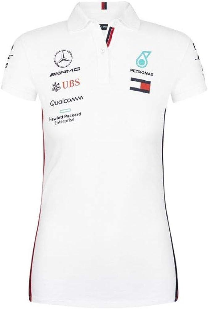 Mercedes AMG Petronas Polo de Mujer Motorsport Team Driver F1 ...