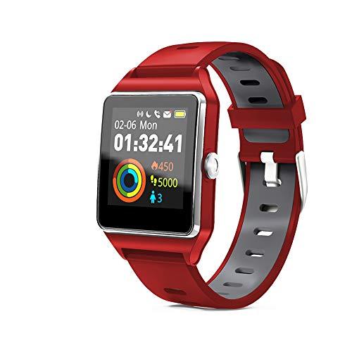 【Neuest 2019】 Smartwatch, Fitness Tracker 1,3 Zoll Touchscreen mit Herzfrequenzmesser und Schlafmonito, Fitness…
