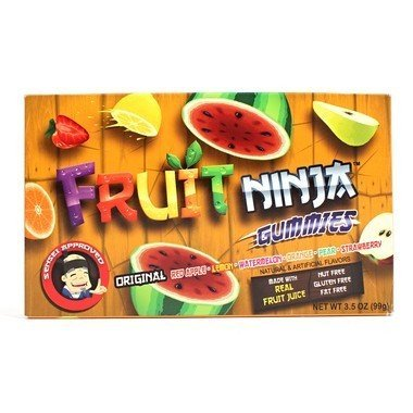 Amazon.com : Fruit Ninja Gummies (1 Count) : Grocery ...