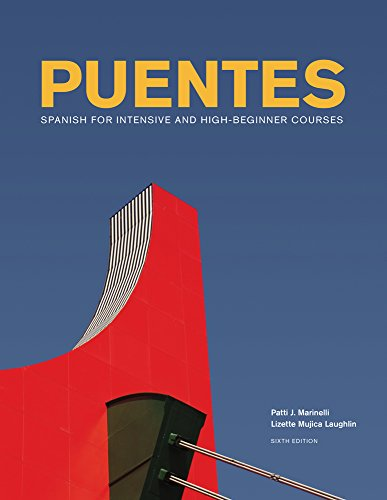 Bundle: Puentes, 6th + iLrn Puentes Heinle Learning Center Printed Access Card