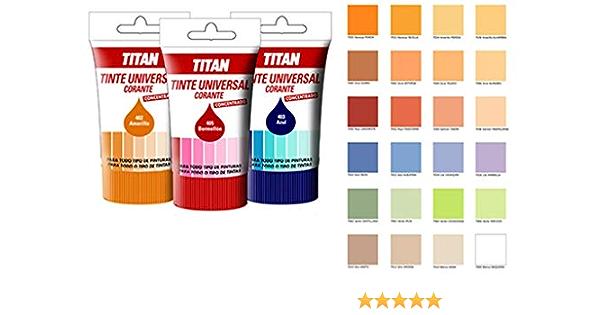 Universal M30665 - Tinte 50ml titan amarillo
