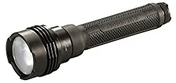 Streamlight 88060 Pro Tac Hl 4 2,200 Lumen Professional Tactical Flashlight With Highlowstrobe Dual Fuel Use 4x Cr123a Or 2x 18650 Li-ion Batteries
