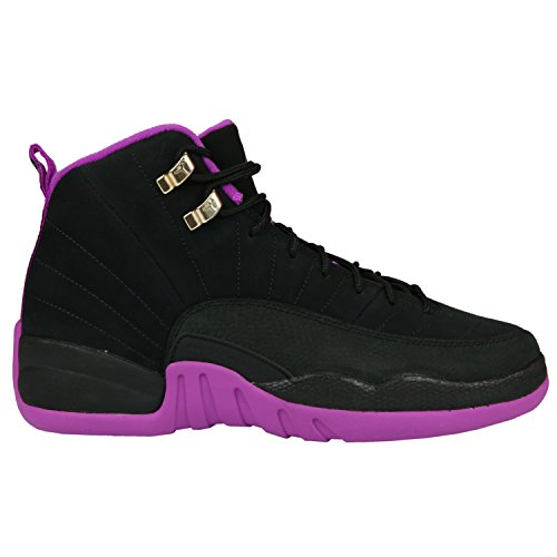 Nike Air Jordan 12 Hyper Violet Kings GS GG 510815-018 US (9.5Y) by NIKE