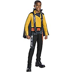 Rubie's Unisex-Children Solo: a Star Wars Story Lando Calrissian Child's Costume, Large