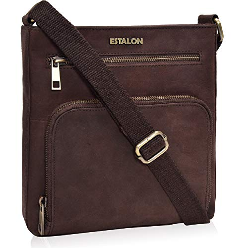 Best Mothers Day Gifts from Daughters | Mother's Day Gift Ideas Leather Crossbody Purses and Handbags for Women Crossover Bag