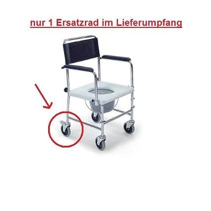 Behrend-domiciliaria 21500053 de repuesto con freno para silla WC de la silla de ruedas