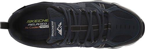 Skechers - Querlatte Herren, Blau (Marineblau/schwarz), 39 EE EU